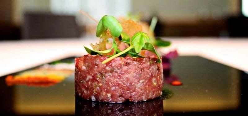 Comer Steak Tartar de la Sierra de Guadarrama es un privilegio