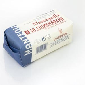 Mantequilla Fresca 250 Gramos La Colmenareña