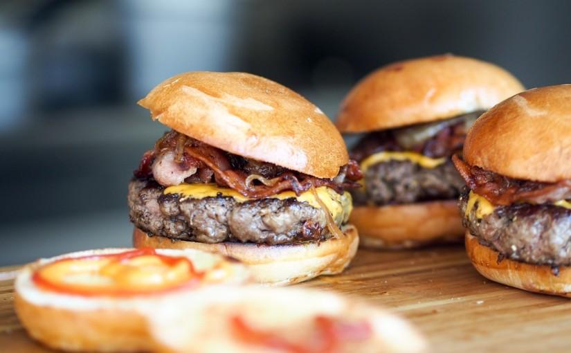 Recetas de hamburguesas con carne de ternera de la Sierra de Guadarrama