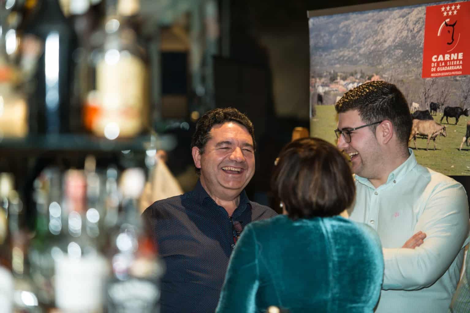 Presentación del libro Recetas sencillas con ternera de la Sierra de Guadarrama