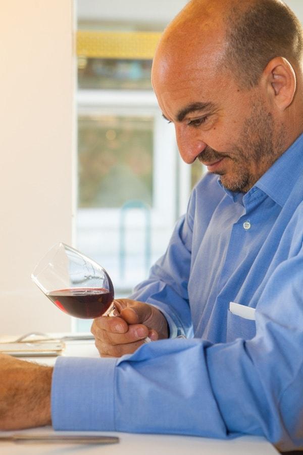 profesional cata vino