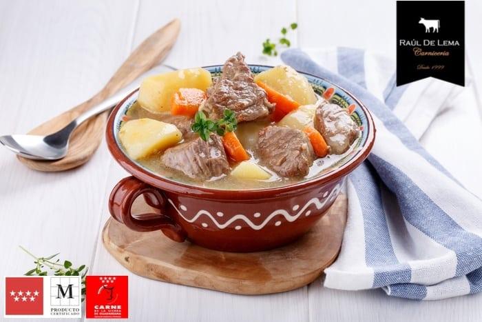 [RECETA] Estofado de ternera, un clásico en la gastronomía española