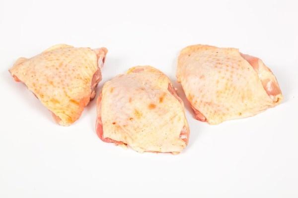 Contramuslos de pollo enteros