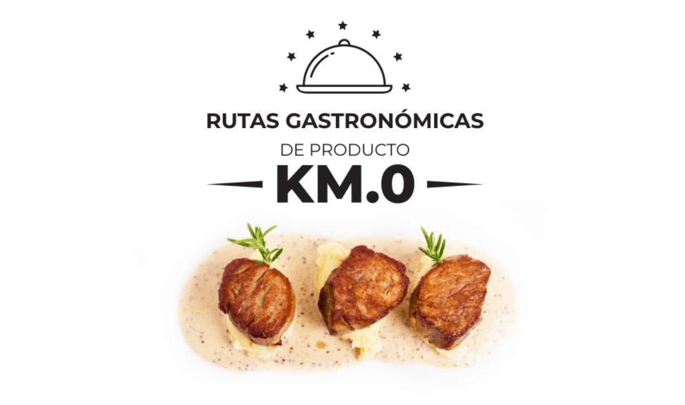 rutas gastronomicas producto km cero