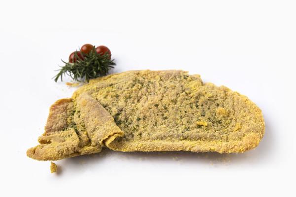 Filete empanado de Ternera
