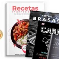 libros de cocina sobre carne